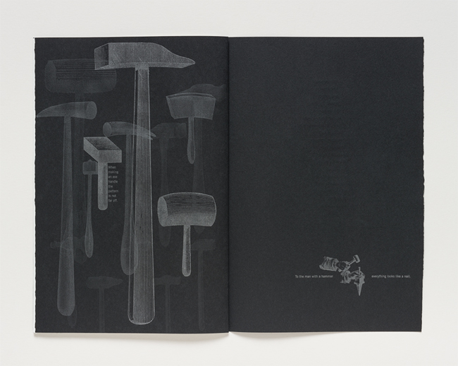 Hammers as they appear in Diderot Project
